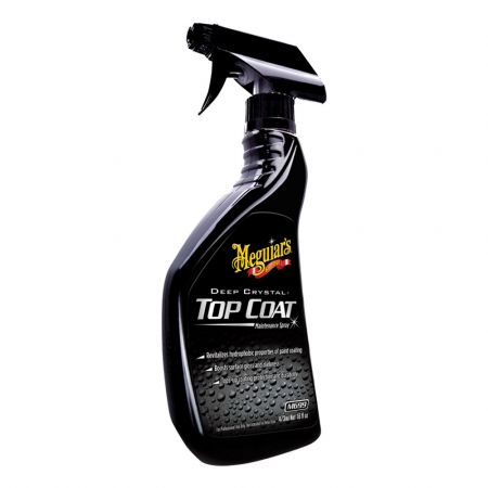 Meguiar's Top Coating Mentenance Spray 473ML - Spray Intretinere Caroserie [0]