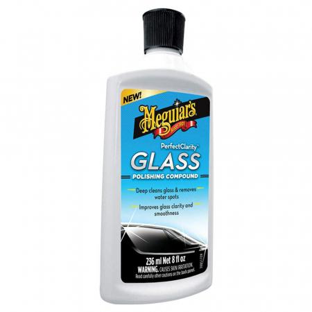 Meguiar's Perfect Clarity Glass Polishing Compound - Polish Sticla [0]