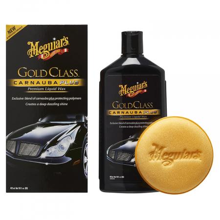 Meguiar's Gold Class Liquid Wax - Ceara Auto Lichida [1]