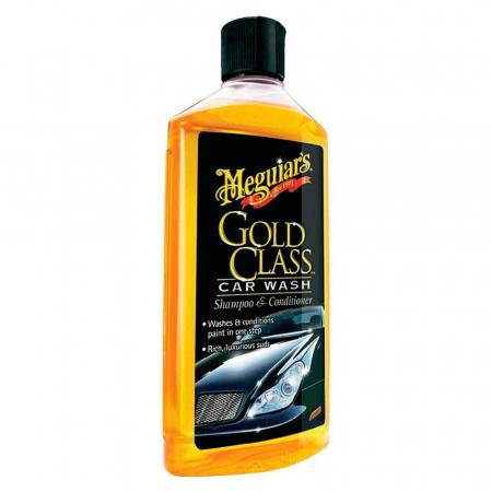 Meguiar's Gold Class Car Wash Shampoo & Conditioner - Sampon Auto 476 ml [0]