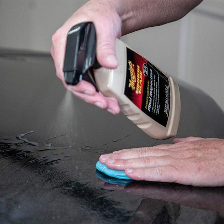Meguiar's Mirror Glaze Final Inspection - Soluție Curățare Finală [4]