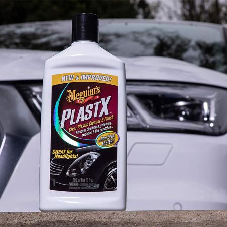 Meguiar's PlastX Clear Plastic Cleaner & Polish - Polish Suprafete Plastic [2]