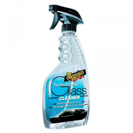 Meguiar's Perfect Clarity Glass Cleaner - Soluție Curățare Geamuri0