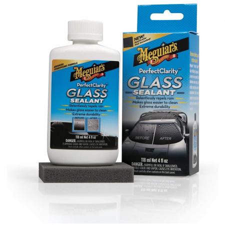 Meguiar's Perfect Clarity Glass Sealant - Tratament Hidrofob Geamuri [0]