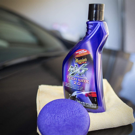 Meguiar's Nxt Generation Tech Wax 2.0 532ML - Ceară Lichidă3