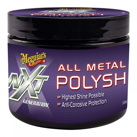 Meguiar's NXT All Metal Polish - Polish Metale [0]