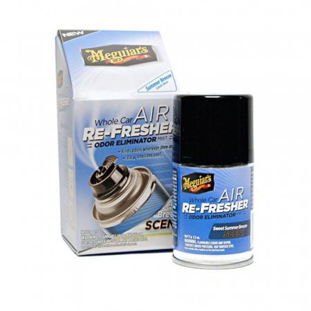 Meguiar's Air Re-Fresher Odor Eliminator Sweet Summer Breeze [0]