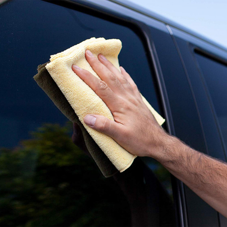 Meguiar's Supreme Shine Microfibre Towels Pack - Prosop Microfibră 3 Bucăți4