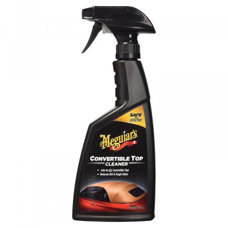 Meguiar's Convertible & Cabriolet Cleaner  Solutie Curatare Soft Top [0]