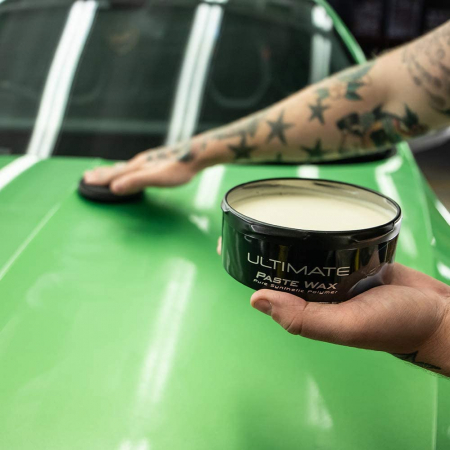Meguiar's Ultimate Wax Paste - Ceară Auto Solidă4
