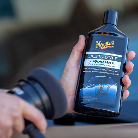 Meguiar's Ultimate Wax Liquid - Ceară Auto Lichidă 473 ML4