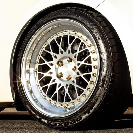 Meguiar's Endurance High Gloss Tyre Gel - Gel Dressing Anvelope5