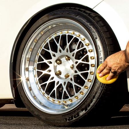 Meguiar's Endurance High Gloss Tyre Gel - Gel Dressing Anvelope4