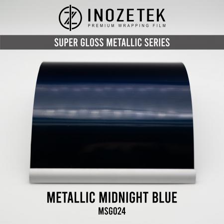 MSG024 Super Gloss Metallic Midnight Blue - Albastru [0]