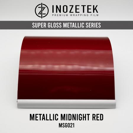 MSG021 Super Gloss Metallic Midnight Red - Rosu [0]