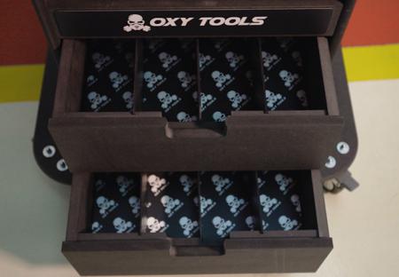 Oxy Tools Modulo - Raft Portabil [2]
