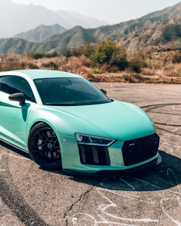 PG026 Gloss Pearlescent Neon Mint - Verde [2]