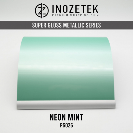 PG026 Gloss Pearlescent Neon Mint - Verde [0]