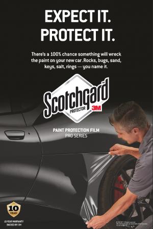 Poster 3M Scotchgard PRO0