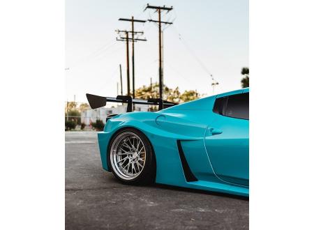 SG015 Super Gloss Miami Blue - Albastru2