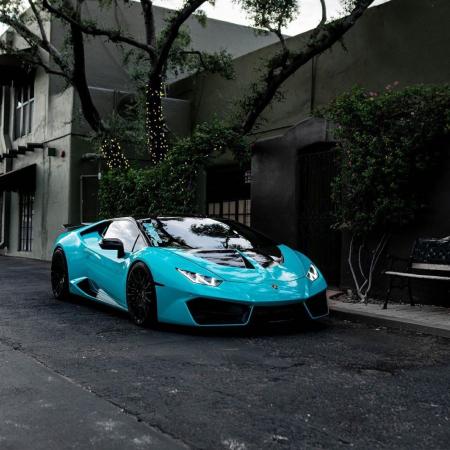SG014 Super Gloss Turquoise Dream - Albastru [2]