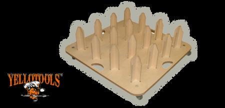 """TwisterMaxi  3"""" 16 Roll  - Stand depozitare 16 role [0]"""