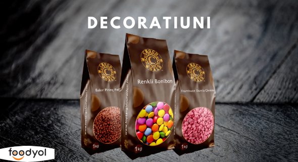 Decoratiuni si Produse Cofetarie