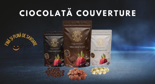 Ciocolata Couverture
