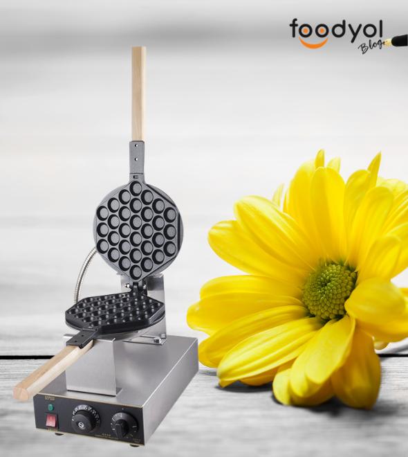 Cum să cureți aparatul pentru bubble waffle!