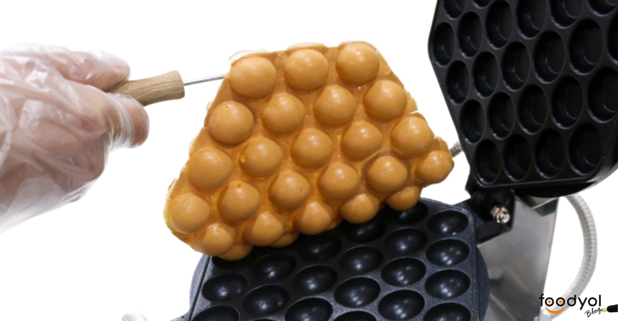 Cum se curata aparatul pentru bubble waffle!