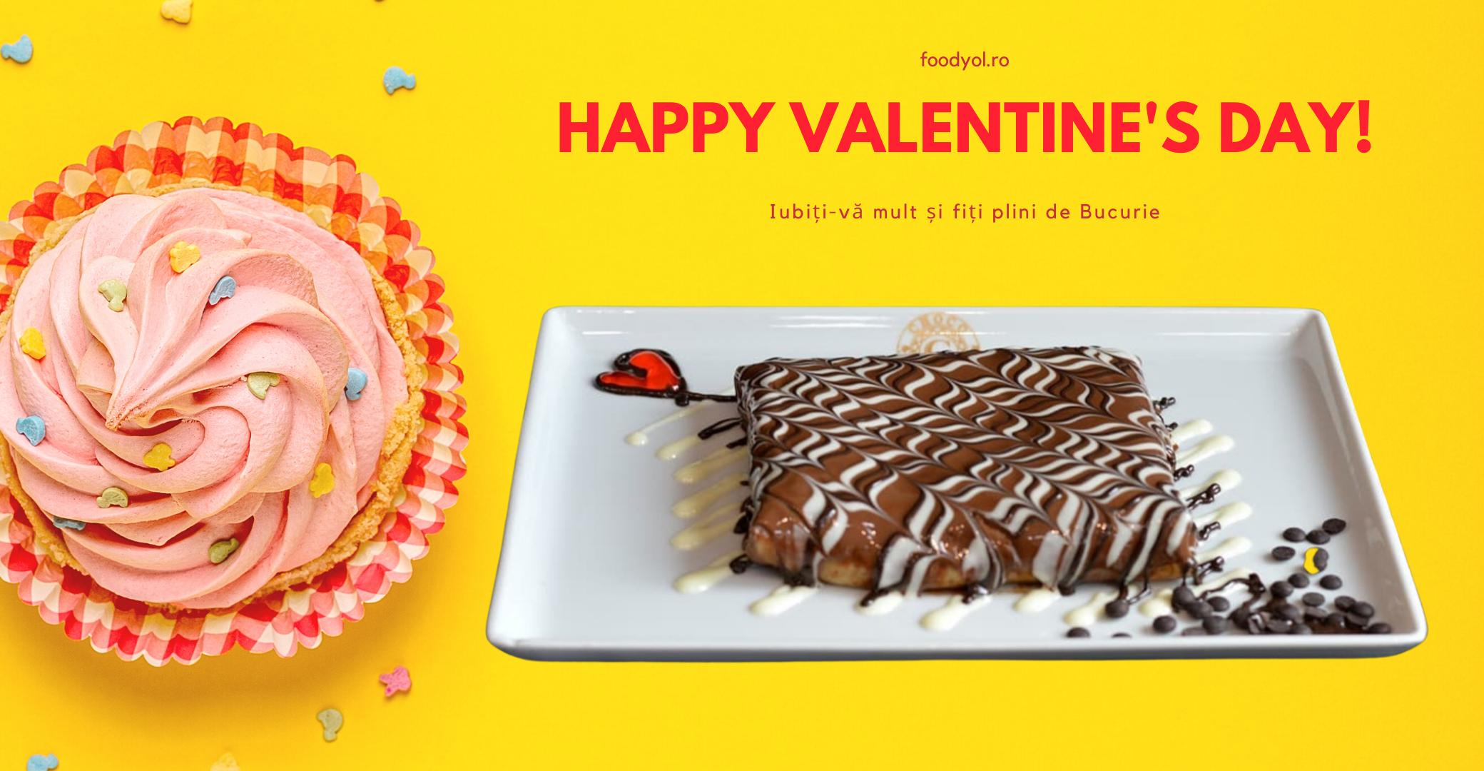 Deserturi de valentine's day!