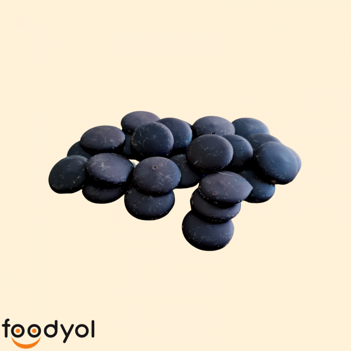 ciocolata couverture neagra 250gr [0]