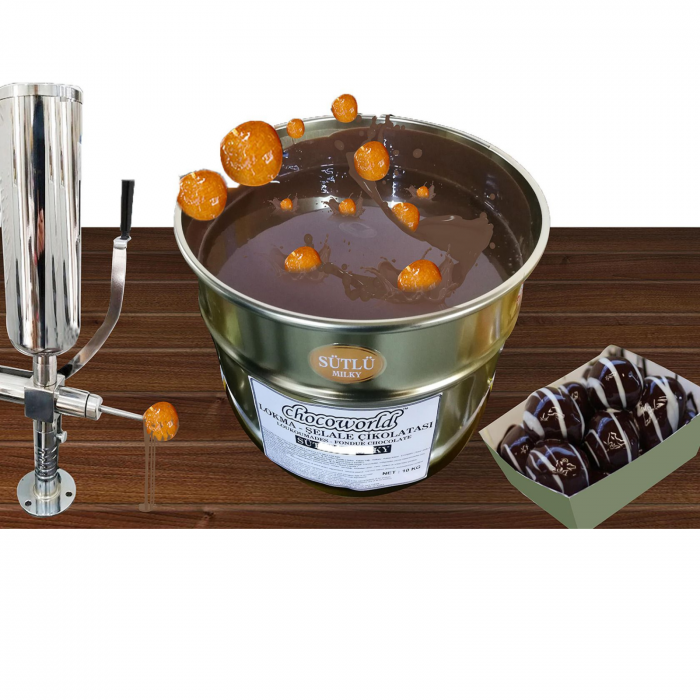 Ciocolata lichida pentru umpluturi 1kg [0]
