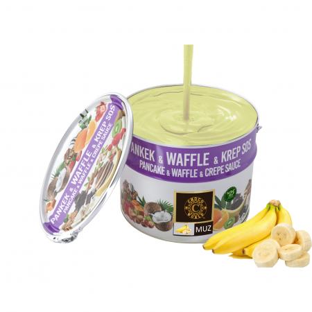 Crema de ciocolata cu banane(10kg)1