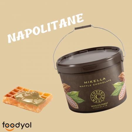 Crema de ciocolata cu napolitate 10kg [0]