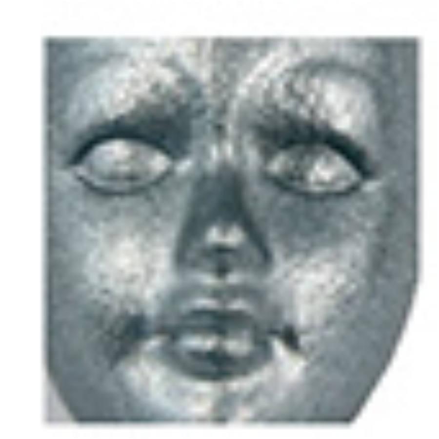 argint rococo metalizat