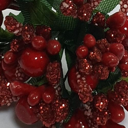 rosu inchis - stamine bobite