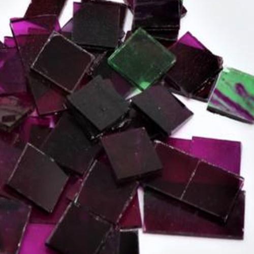 violet - verde
