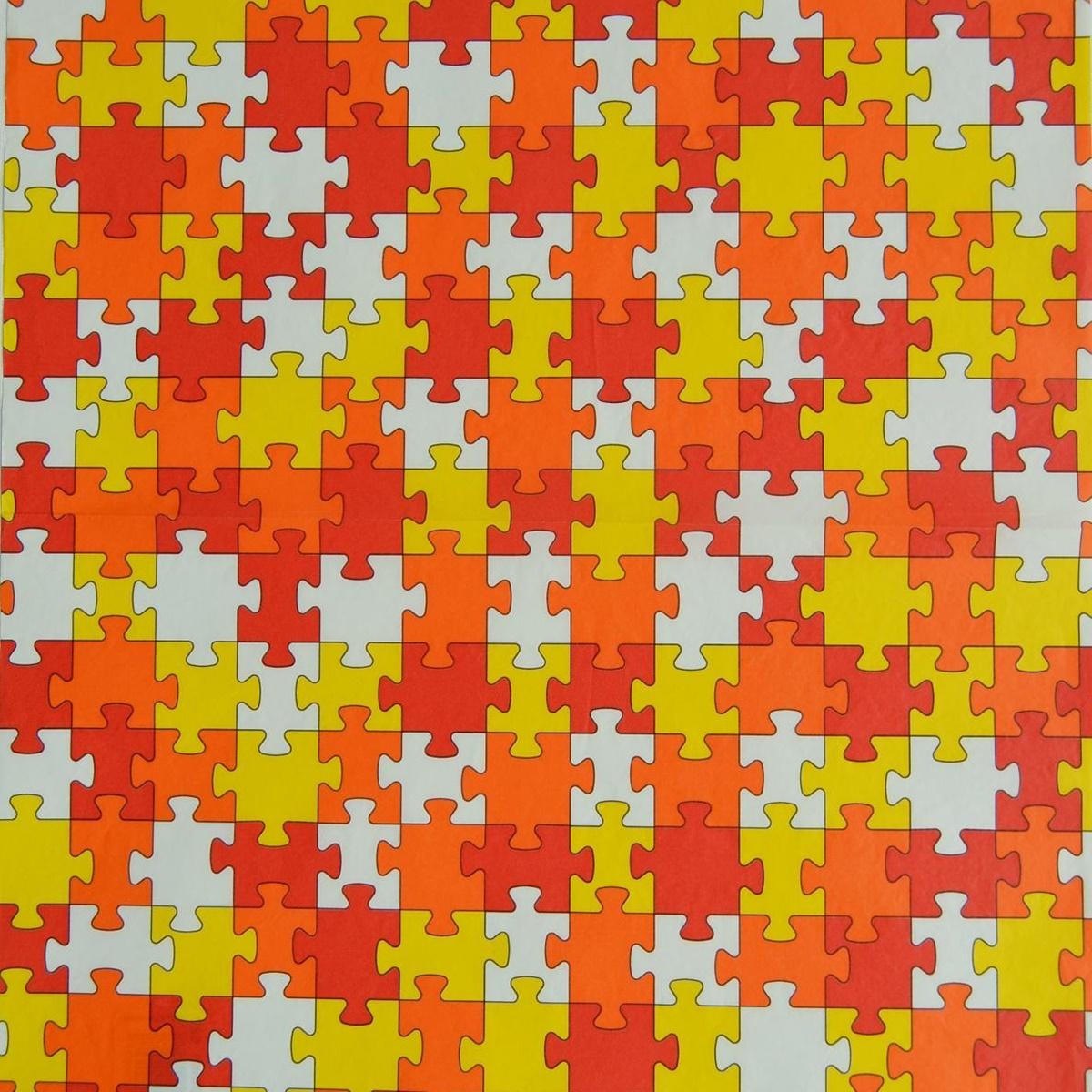 puzzle galben