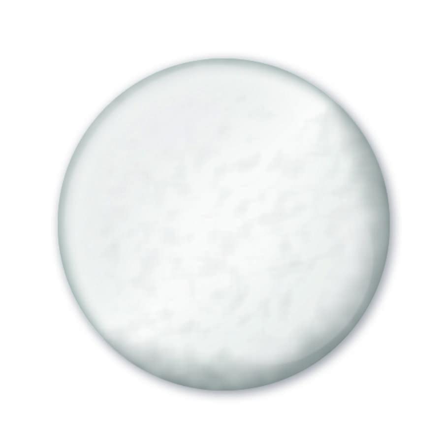 contur 3D alb
