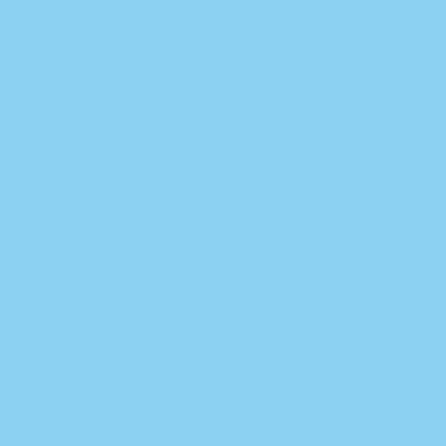 albastru cer