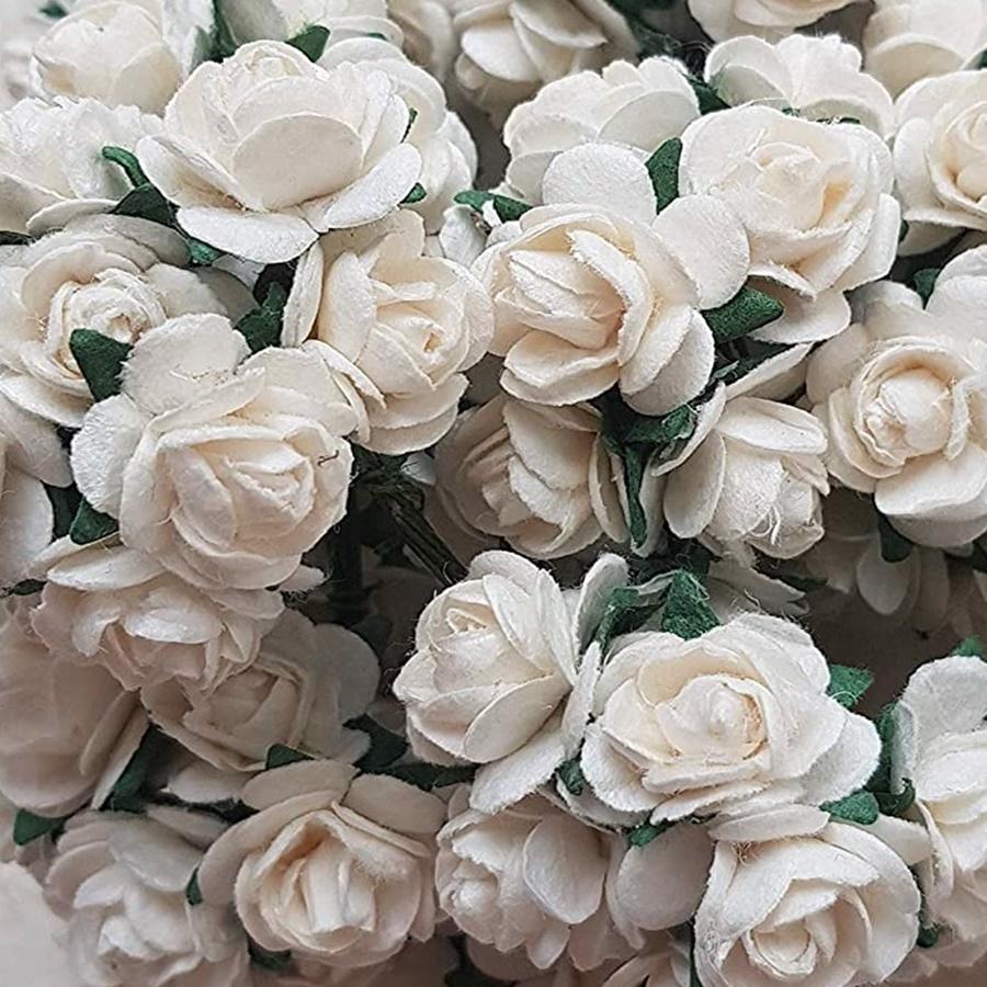 crem - trandafir