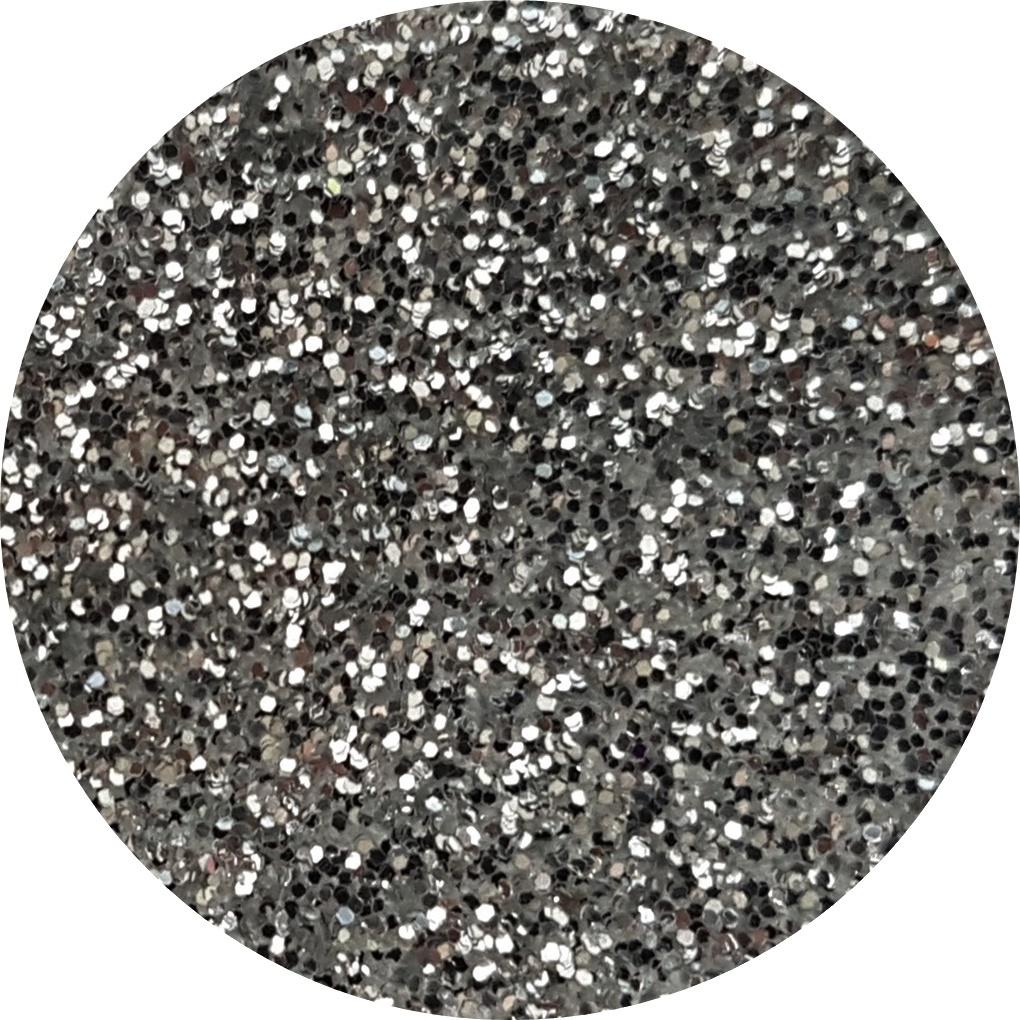 glitter antracit