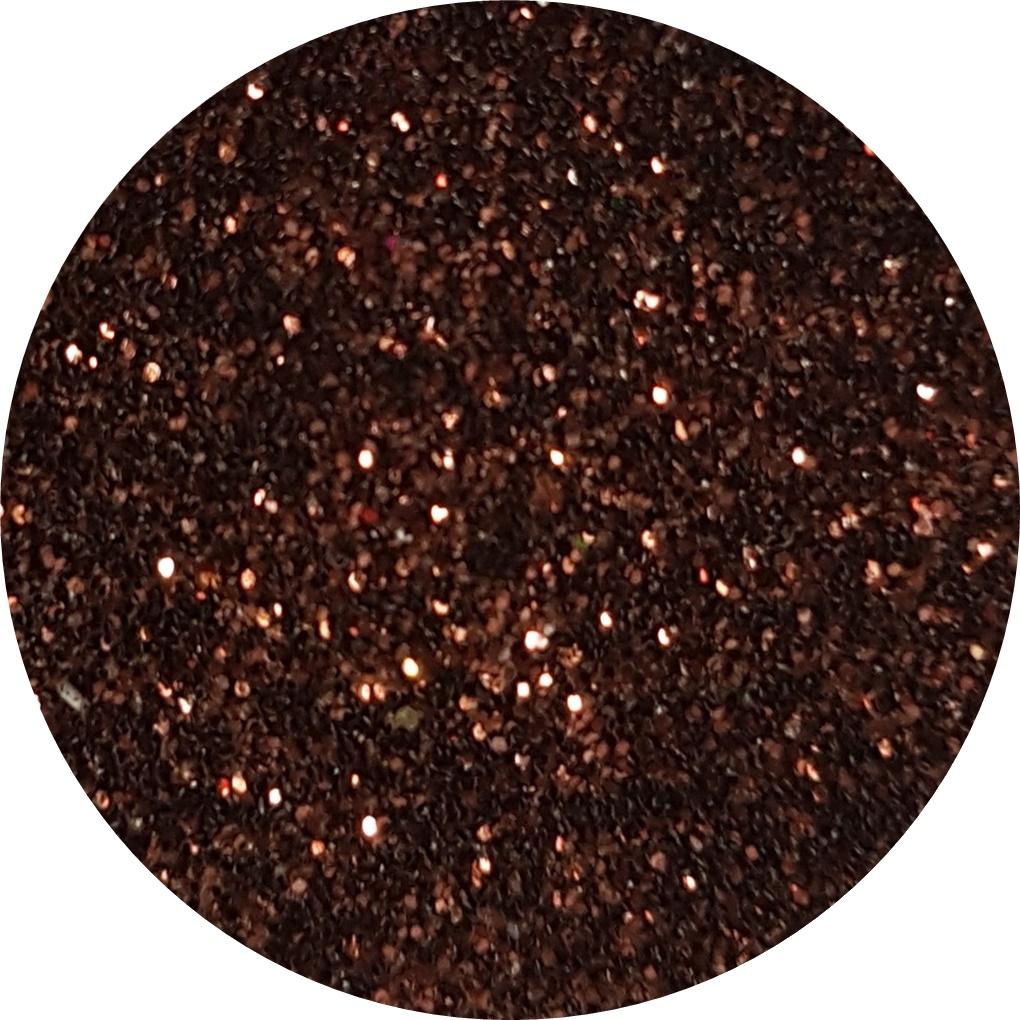 glitter bronz