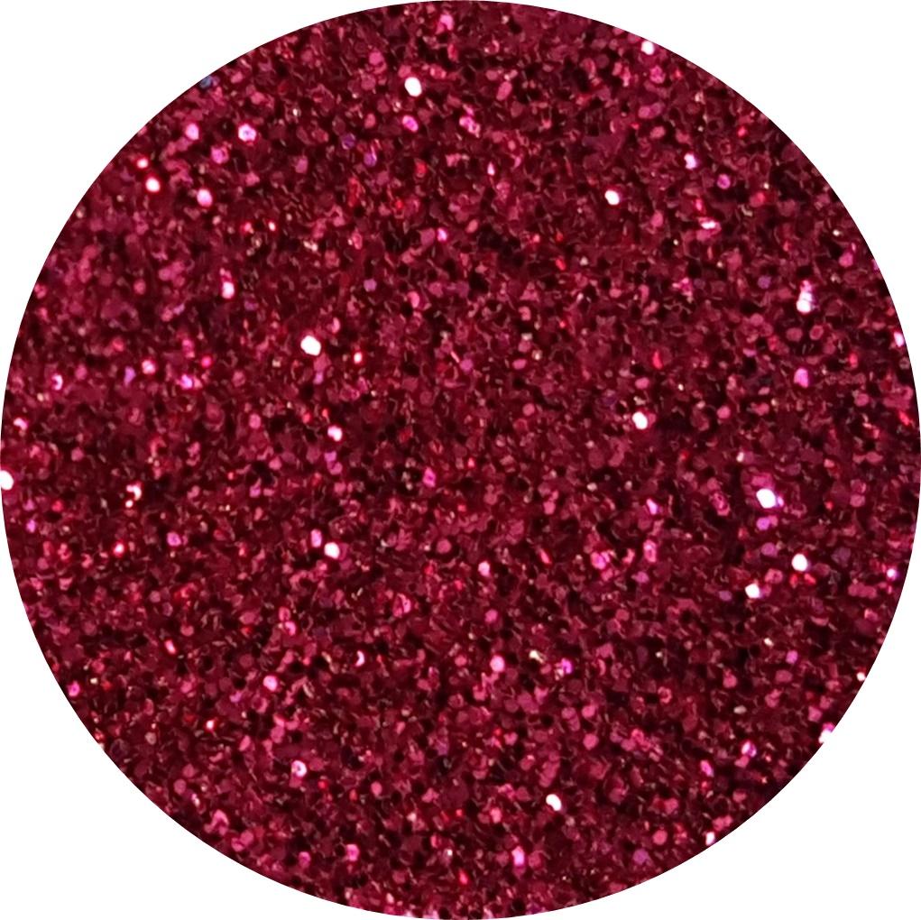 glitter ciclam