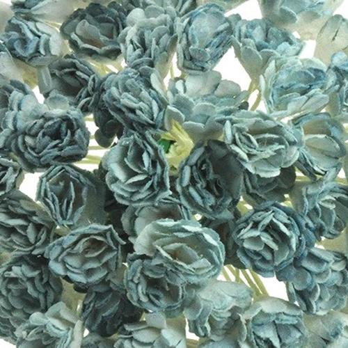 albastru deschis - gypsophila