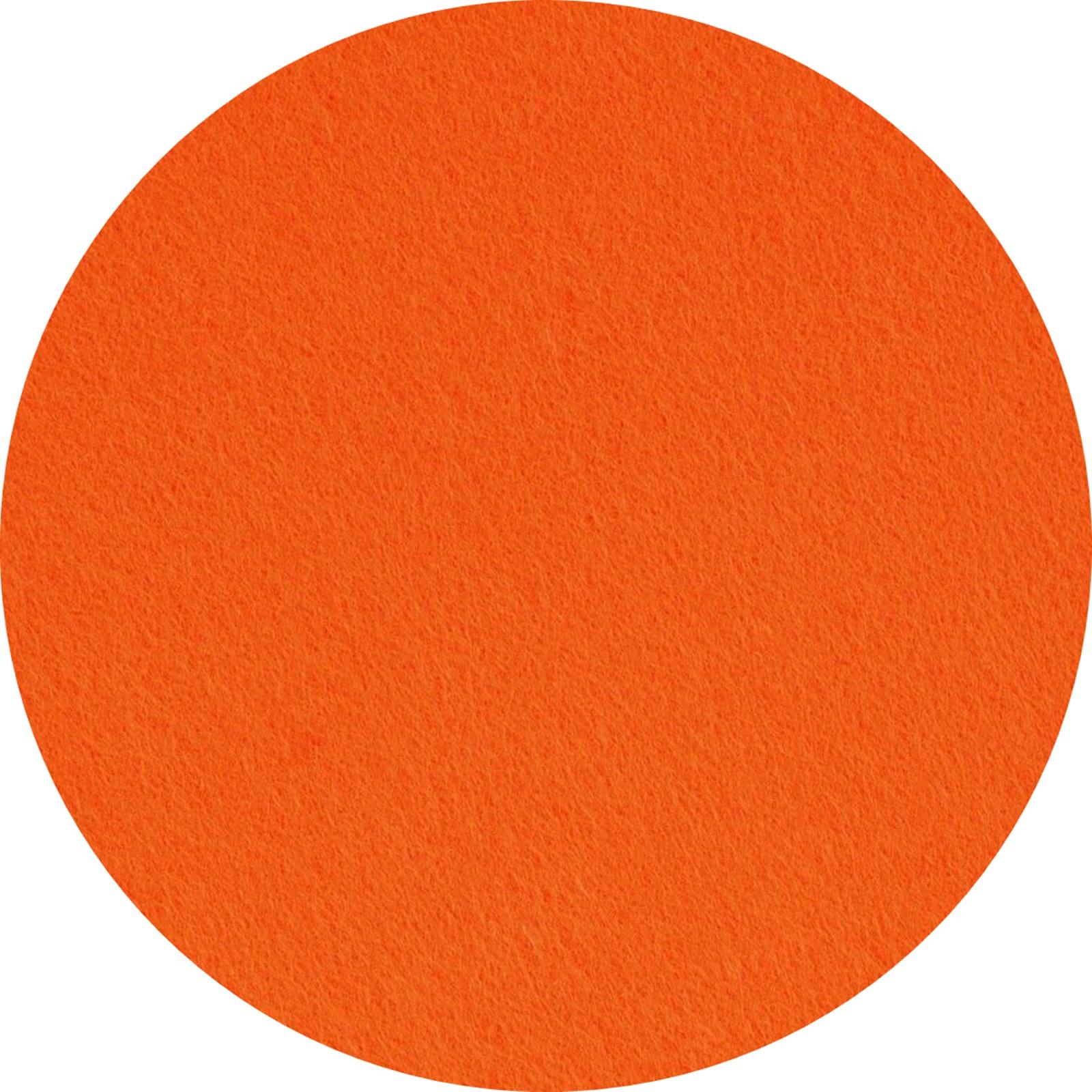 fetru portocaliu