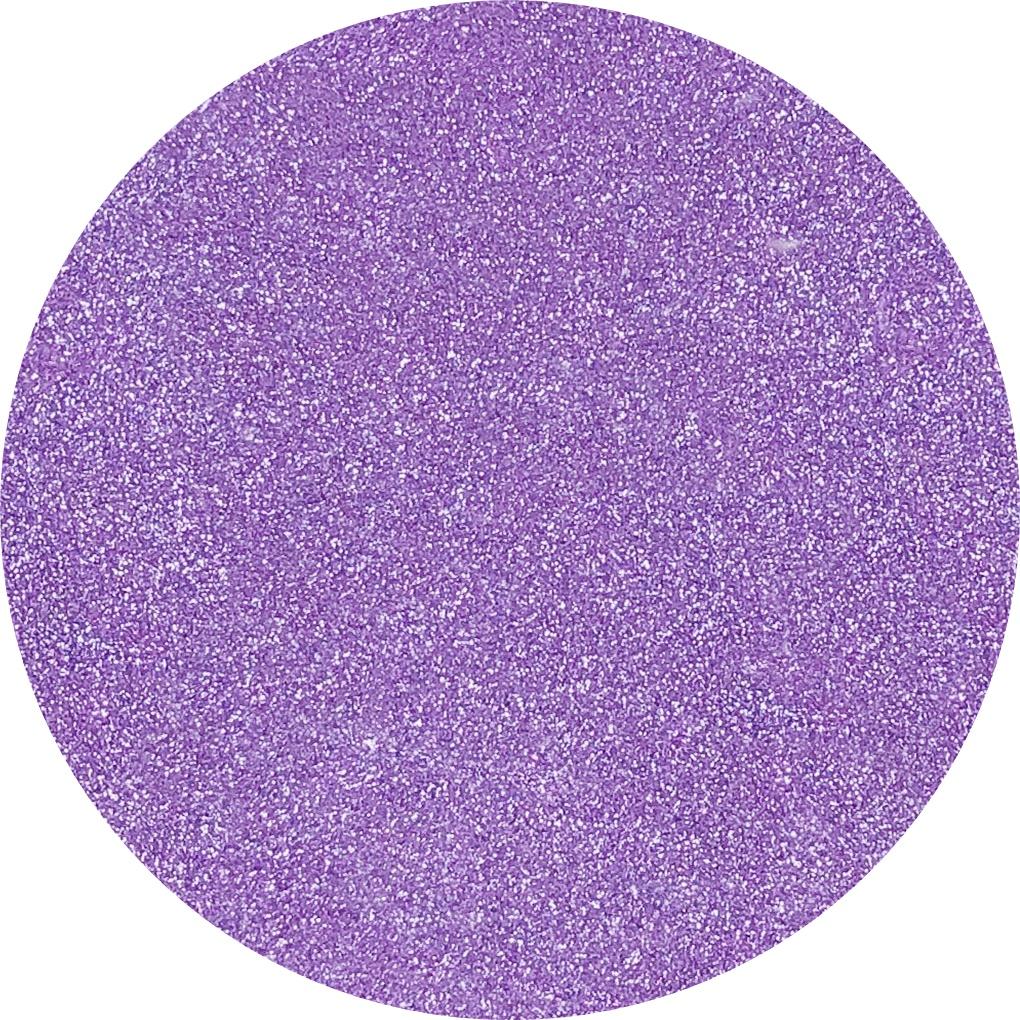 glitter lila