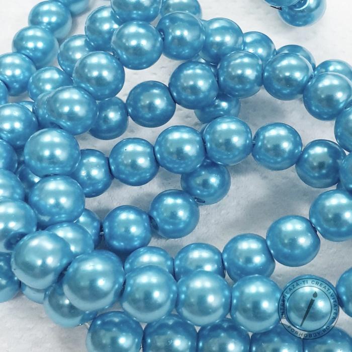 albastru deschis perla