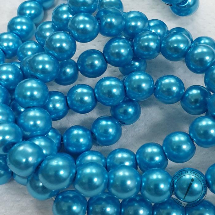 albastru perla